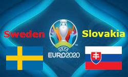 (สวีเดน พบ สโลวเกีย เวลา 20.00 วันที่ 18 มิ.ย. 2020)