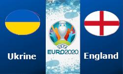 """วันที่ 4 กรกฎาคม 2020 เวลา 02:00 น. """"ยูเครน พบ อังกฤษ"""" ที่สนามกลาง สตูดิโอ โอลิมปิโก้"""