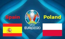 (สเปน พบ โปแลนด์ เวลา 02.00 วันที่ 20 มิ.ย. 2020)