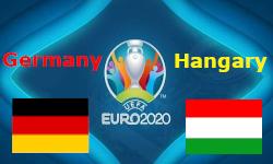 เยอรมัน VS ฮังการี เวลา 02.00 น. วันที่ 24 มิ.ย.