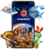 Candy Tower mobile Habanero
