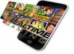 Real–time gaming software บนมือถือ
