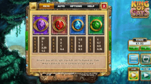 bonus king of cat slot