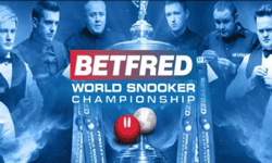 Betfred World Championship 2021