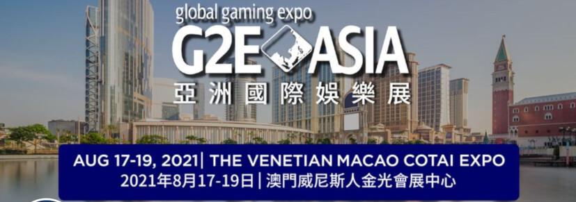 G2E Asia 2021 gaming